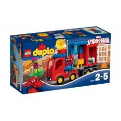 Spider-Man Spider Truck Adventure