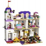 Heartlake Grand Hotel Building Kit