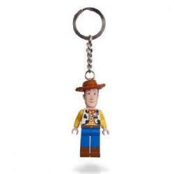 Toy Story Woody Keychain