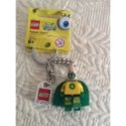 Patricks Star Superhero Keychain