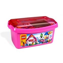LEGO Pink Brick  Box Large