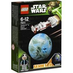 Tantive IV & Alderaan