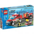 Fire Pick Up Truck