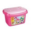Lego Pink Brick Box