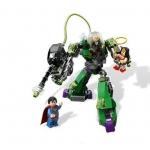 Superman Vs Power Amor Lex